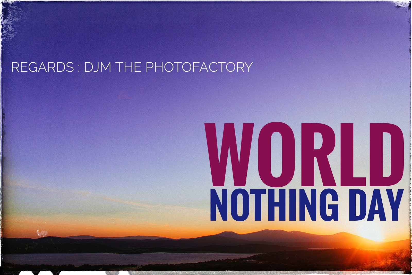 National nothing day 2020 wishes images photos greetings