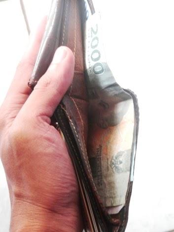 tips hemat saat susah cari uang