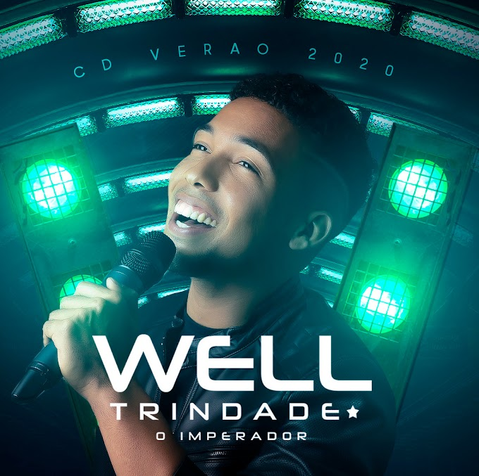 WELL TRINDADE - O IMPERADOR CD NOVO 2020
