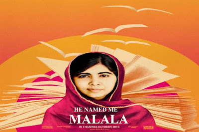 Download Film He Named Me Malala 2015 Full HD Subtitle Indonesia