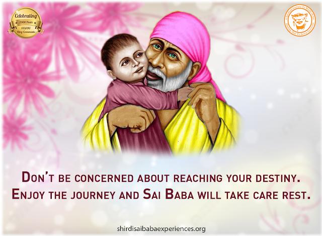 Sai Baba I Need You The Most - Anonymous Sai Devotee