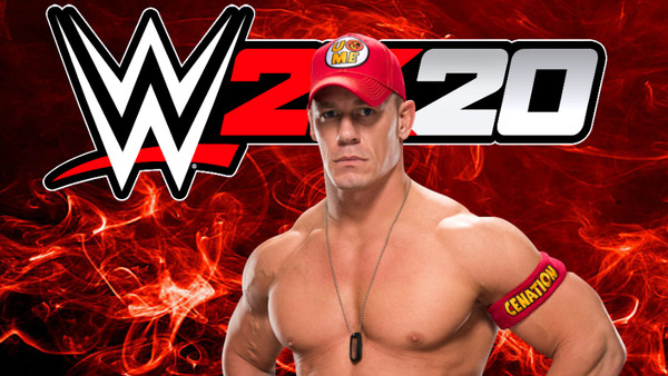 WWE 2K20, WWE 2K20 wrestler, wwe, xbox one, pc, gaming,