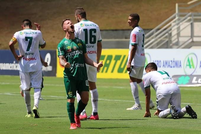 Com gol no final, Cuiabá derrota o Luverdense na estreia de Alberto Valentim