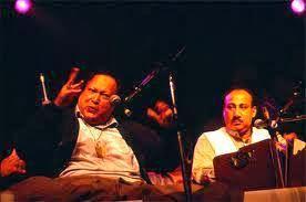 Chaand Doob Jata Hai Daikh Ker Tera Chehra Ghazal by Nusrat Fateh Ali Khan