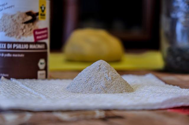 Per pizze con farina di legumi, quinoa, amaranto, riso e miglio