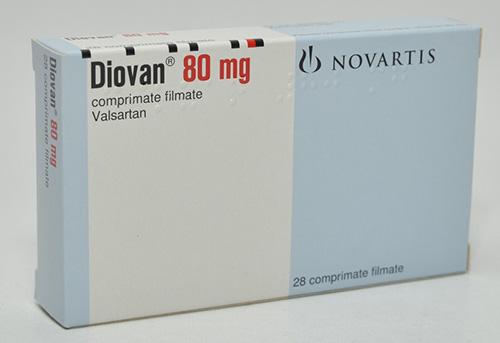 سعر دواء ديوفان 160 Diovan لعلاج الضغط المرتفع