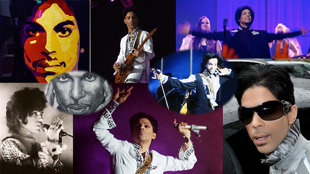 "Header image of the article: ""35 Prince Quotes To Inspire The Genius Inside You"". A selection of the best Prince quotes about life, music, creativity, relationships, being yourself and freedom."