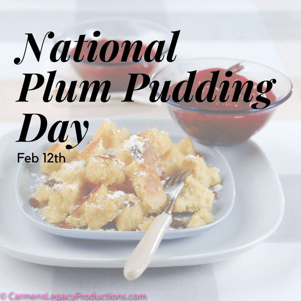 National Plum Pudding Day Wishes