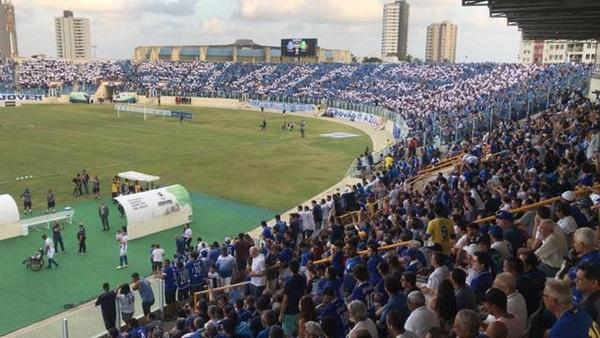 Confiança vence o Ypiranga-RS
