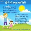 Thơ cho bé : bé và ông mặt trời