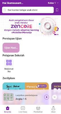 download aplikasi zenius untuk anak belajar