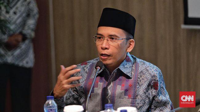 TGB Dukung Jokowi