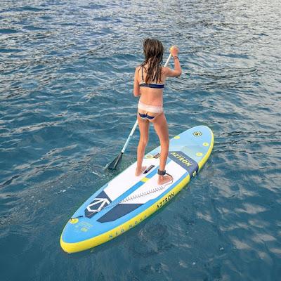Paddle Surf, una actividad para toda la familia