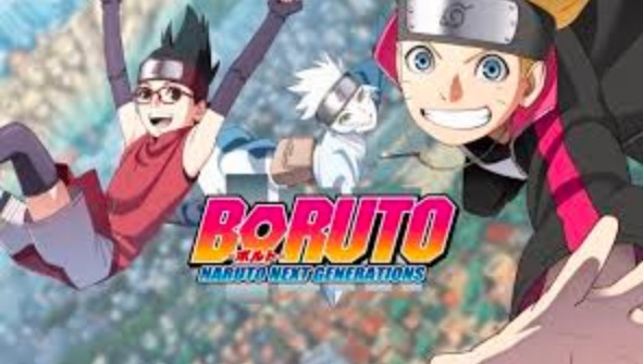 Web Tempat Download Anime Boruto Terupdate 2021