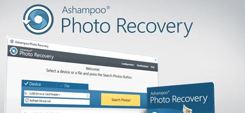 تحميل برنامج استعادة الصور المحذوفة Ashampoo Photo Recovery