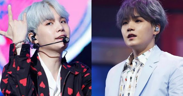 Here is BTS's Suga's Hair Evolution Through The Eras