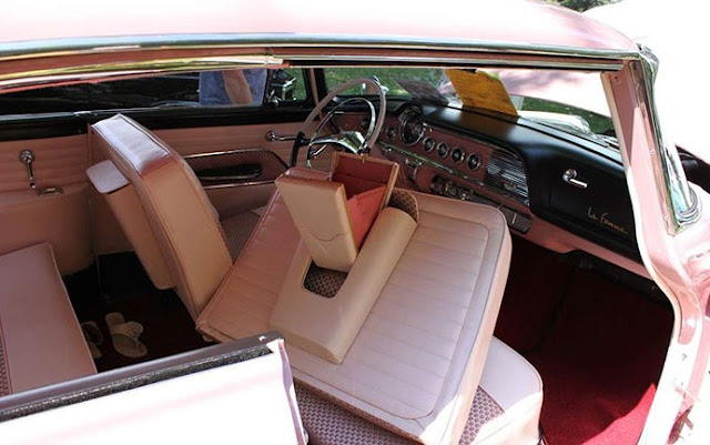 Dodge la femme's beautiful  interior design