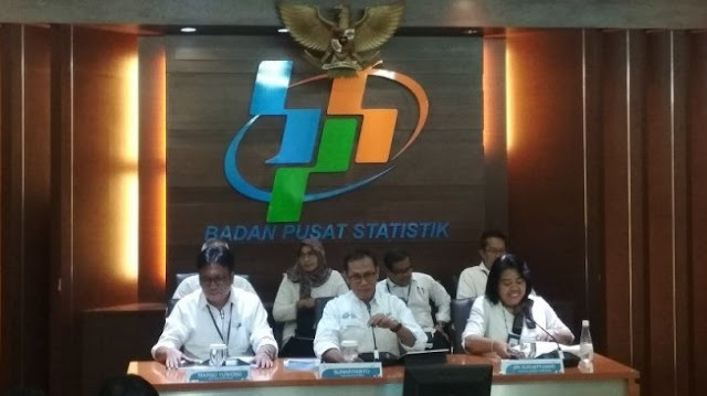 Data BPS : Ekonomi Indonesia Jeblok Lagi di Kuartal III 2019