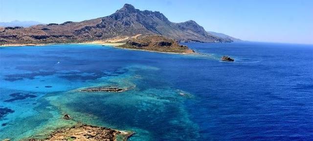 Η Telegraph υμνεί την Κρήτη -Στο top 10 με τα καλύτερα μέρη για πεζοπορία