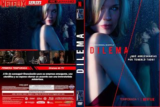 DILEMA – WHAT IT – 2019 [COVER – DVD – SERIES]