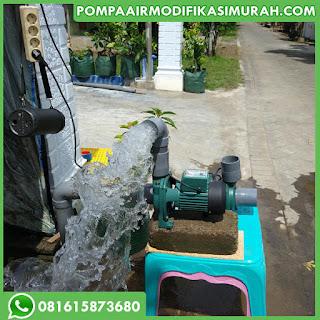 Pompa Air Buat Kolam Ikan Lele