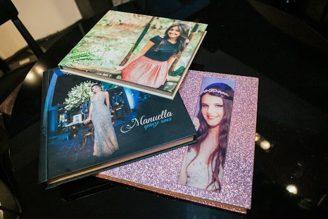 álbuns de fotografia