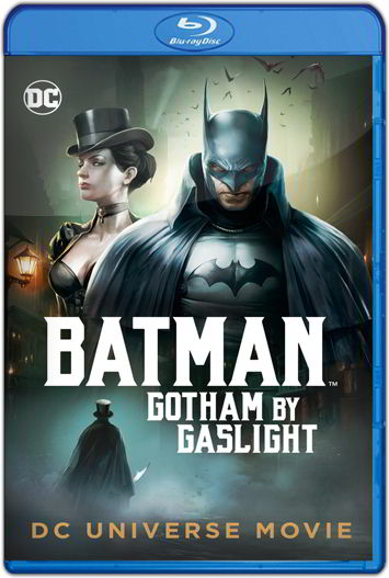 Batman: Gotham a luz de gas (2018) HD 1080p y 720p Latino