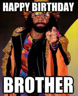 Happy Birthday Meme For Brothers