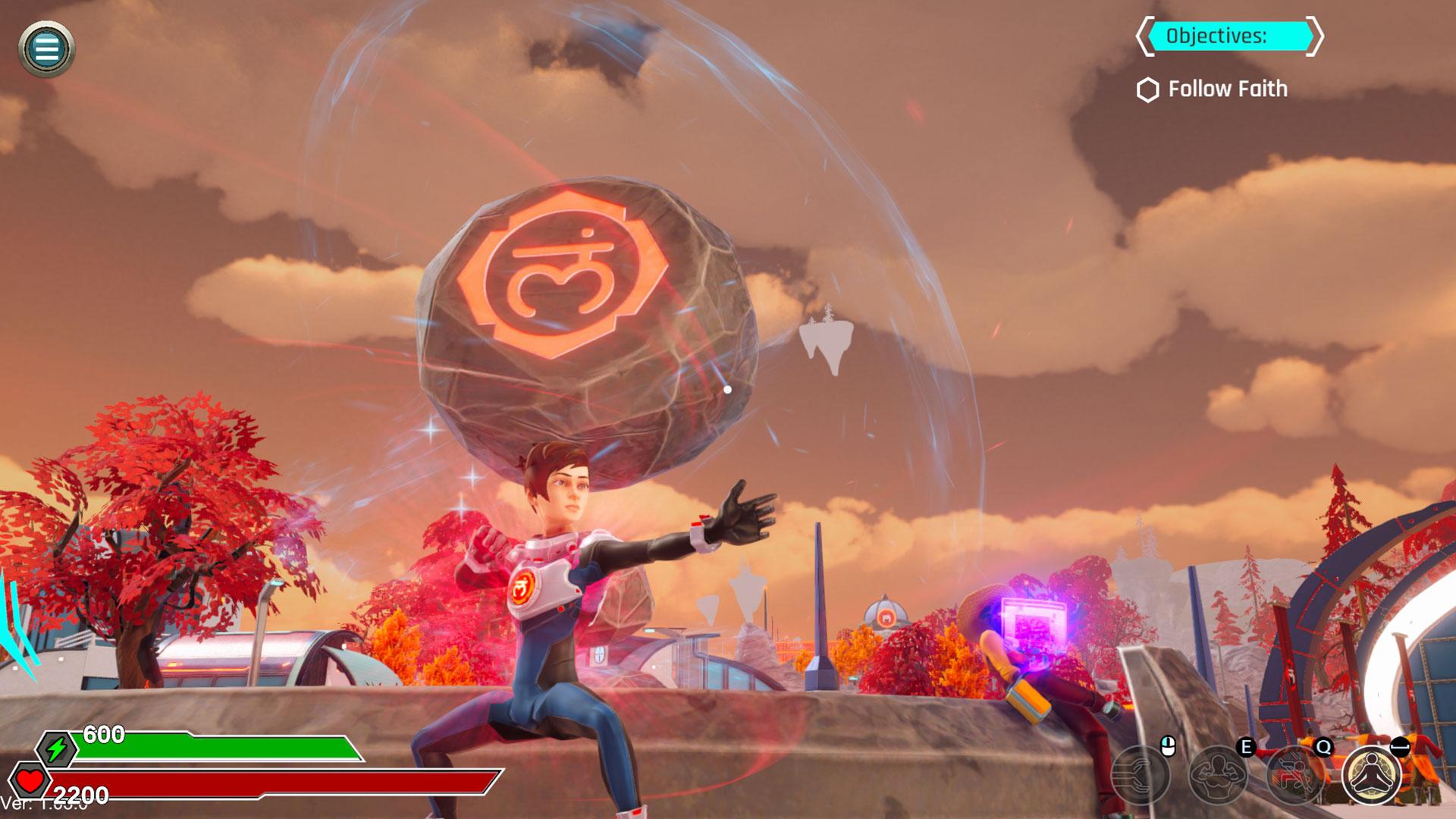 Sci-Fi Action-Adventure Game teaches kids values