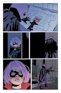 Reseña de Hit-Girl 5: En Hong Kong, de Daniel Way y Goran Parlov - Panini Comics