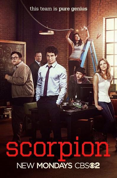 Scorpion CBS