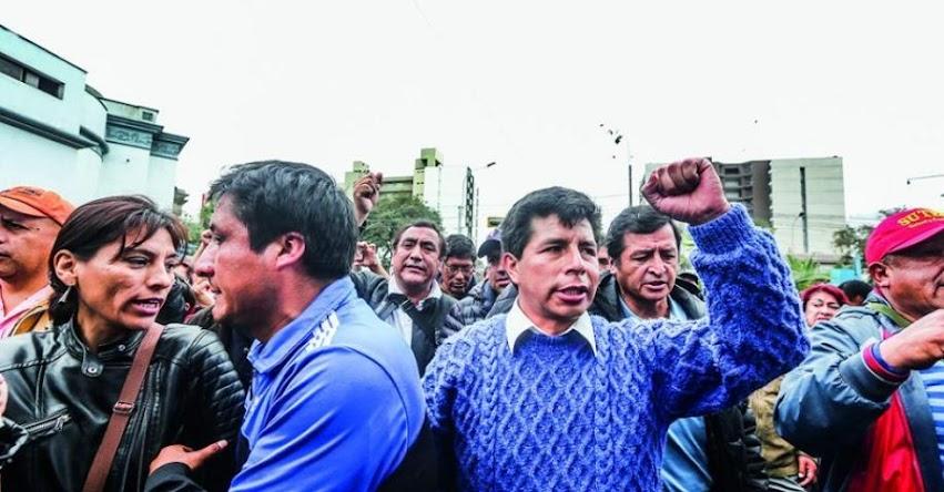 HUELGA MAGISTERIAL: Docentes anuncian reunión con premier Villanueva