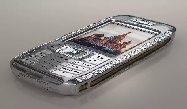 Diamond Crypto Smartphone in hindi