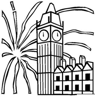 Diwali Coloring Pages: August 2010