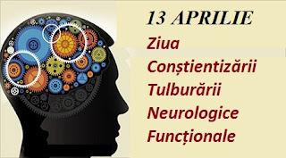13 aprilie: Ziua Conștientizării Tulburării Neurologice Funcționale