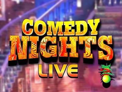Comedy Nights Live 26 June 2016