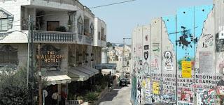 بانكسي سيحول ريع مزاد على أحد أعماله إلى مستشفى فلسطيني