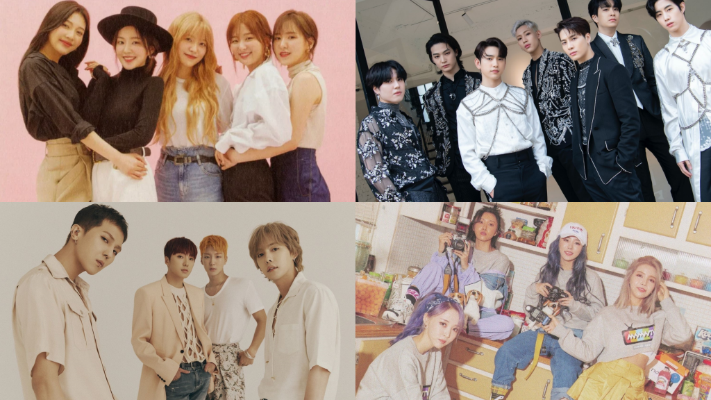 This Kpop Groups' Contract Will End in 2020