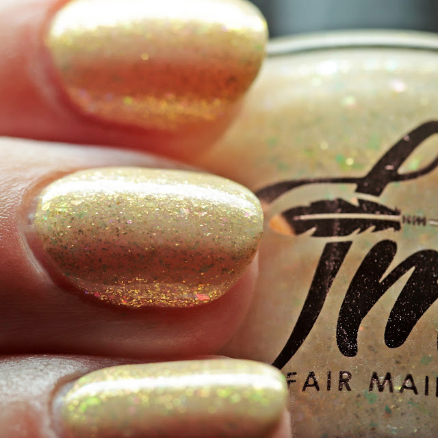 Fair Maiden Polish Crystal Drip
