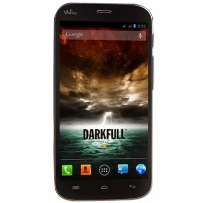 Wiko launches its smartphone Darkfull. This mobile dual-SIM Android Jelly Bean is characterized by an attractive price 362 $, available from 6 November.