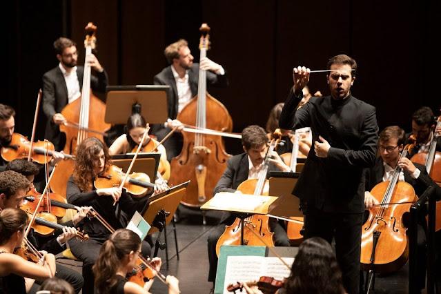 Dinis Sousa and Orquestra XXI (Photo Jorge Carmona)