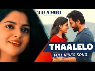 Thaalelo-Song-Lyrics
