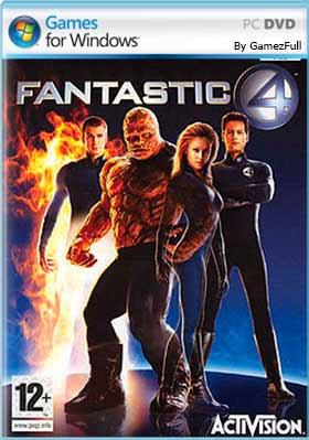 Los 4 Fantásticos (Juego) PC Full Español [MEGA]