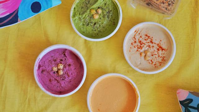 Yummus - Artisianal Hummus in Bangalore