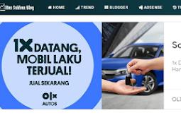 Cara Menghilangkan Quick Edit ( Icon Obeng & Tang ) Pada Tampilan Blog