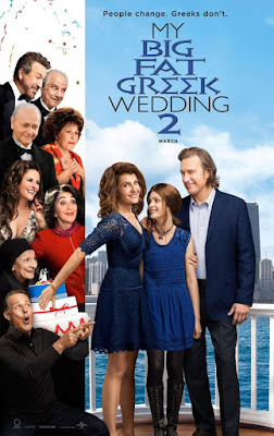 My Big Fat Greek Wedding 2 2016 DVD9 R1 NTSC Latino