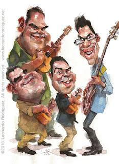 caricaturist in spain