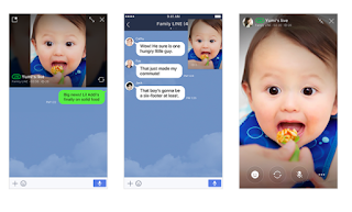 Messaging App 'Line' Takes Chatting To A New Level By Adding Livestreaming Feature For Group Chats