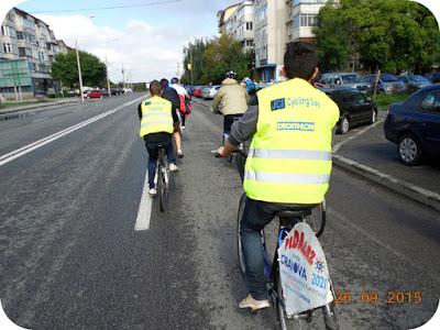 JCI Cycling Day Craiova 26 Septembrie