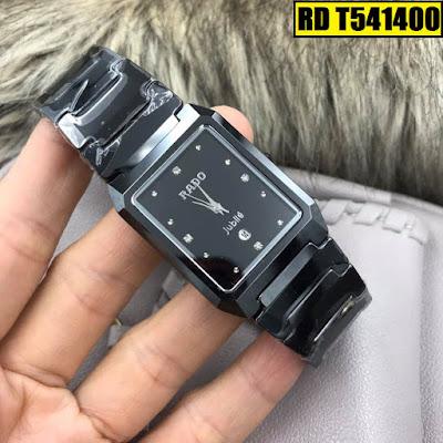 đồng hồ nam mặt vuông, đồng hồ nam mặt chữ nhật RD T541400
